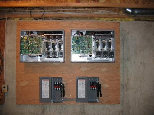 Electrical Panel : Smith Electric Company