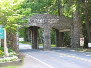 Montreat Front Gate